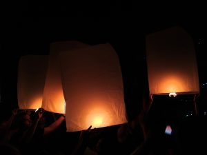 Loy Krathong and Yee Peng Festival in Chiang Mai