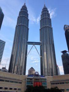Petronas Twn Towers, Kuala Lumpur