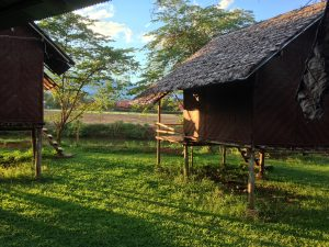 Twin Hut Bungalows in Pai