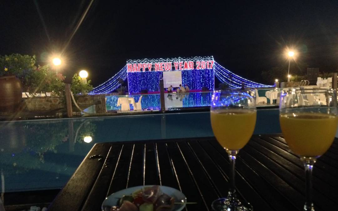 Happy New Year 2017 from South Vietnam!
