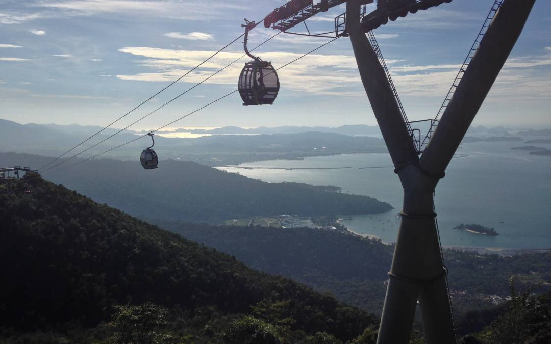 A Tropical Week in Paradise Island Langkawi