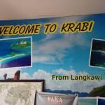 Miten päästä Langkawilta Krabille maitse?