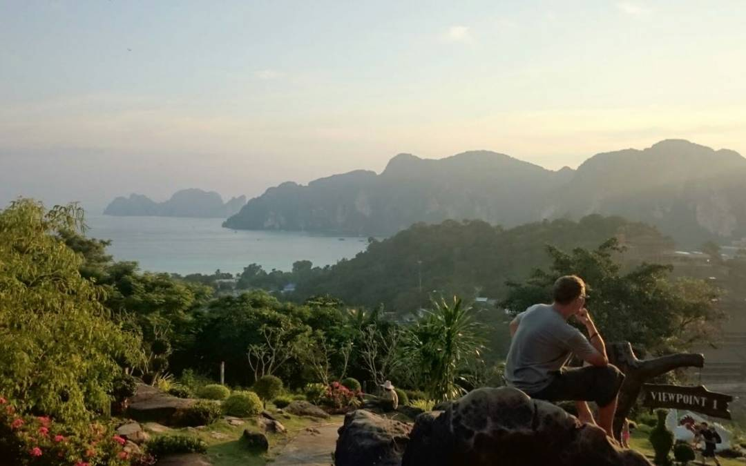 A Brisk Weekend Break in Phi Phi Islands