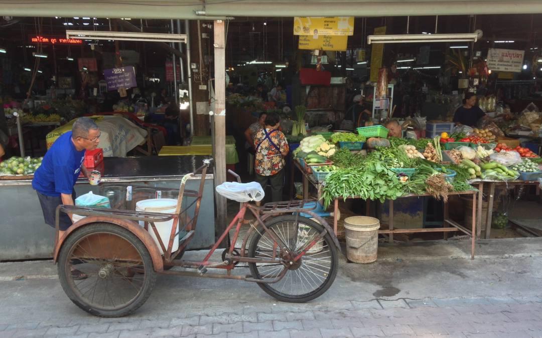 Kattava katsaus Thaimaan parhaimpiin ruokiin
