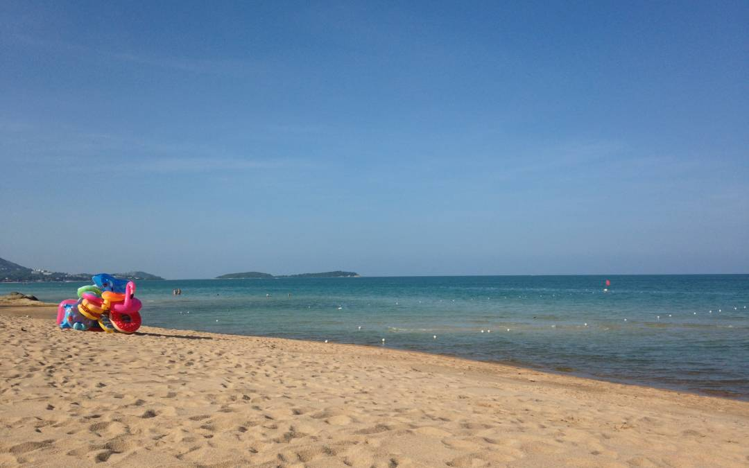 From Bangkok to Have an Island Time in Koh Samui Thailand