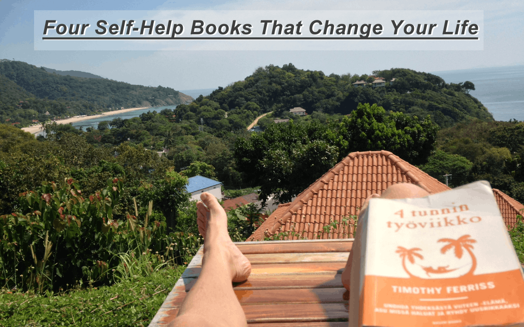 Four Self-Help Books That Will Change Your Life
