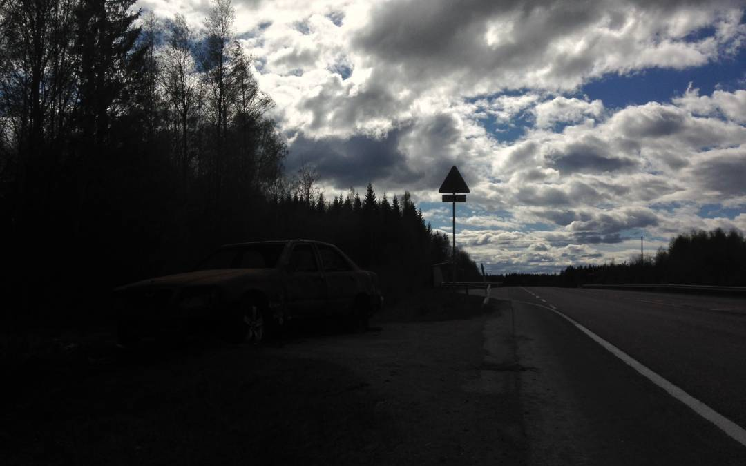 Flowing Firm's Springish Road Trip in Finland
