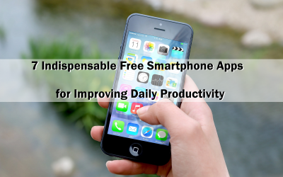 7 Indispensable Free Smartphone Apps for Daily Productivity