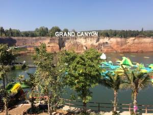 Grand Canyon vesipuisto