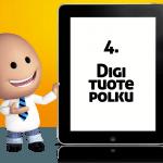 Digituotepolku – Tuotteista asiantuntemuksesi