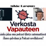 Kuinka jakaa podcast-lähetys automaattisesti iTunes-palveluun?